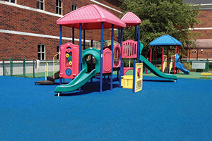 commercial playground surfacing