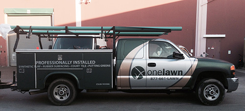 onelawn professional installers