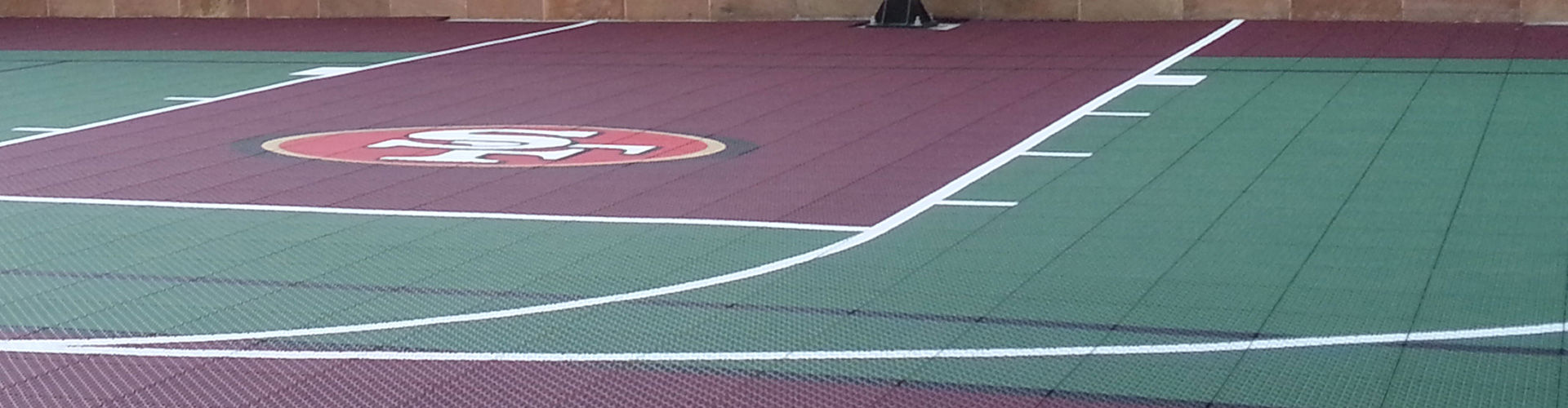 onelawn court design and installation