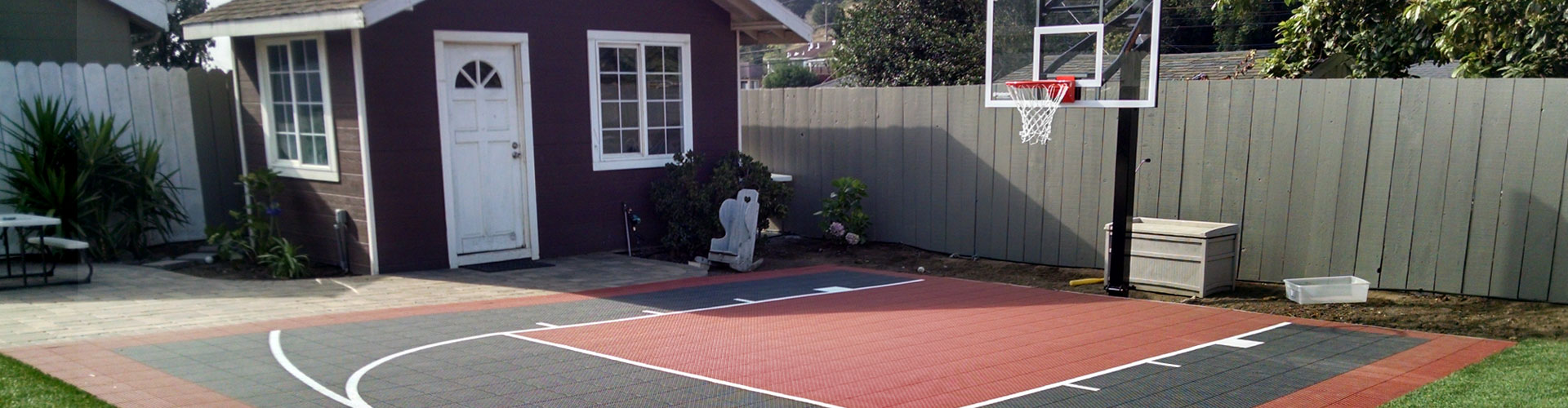 onelawn installers of backyard sport u0026 game courts