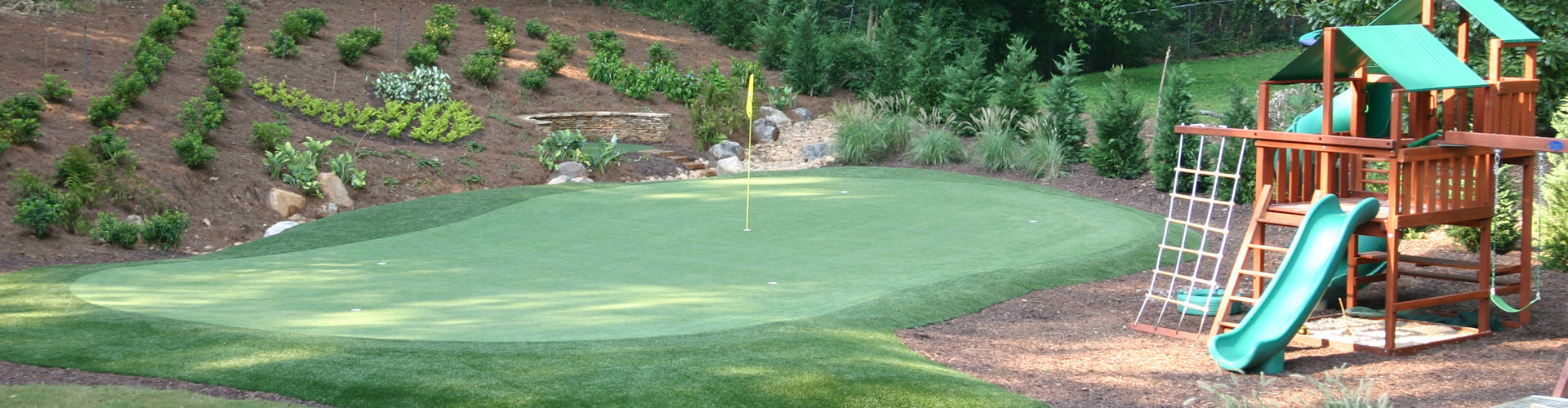 onelawn artificial grass golf and putting greens for your backyard