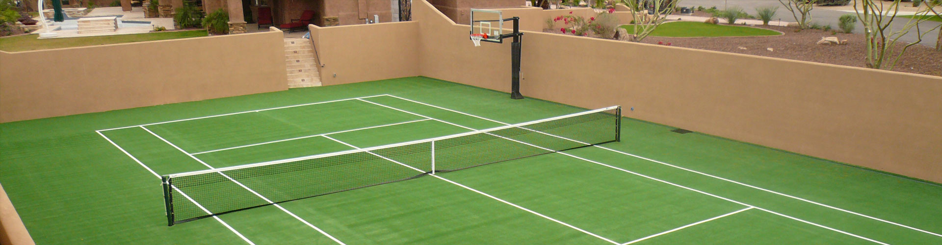 onelawn synthetic turf tennis courts bocce courts u0026 batting