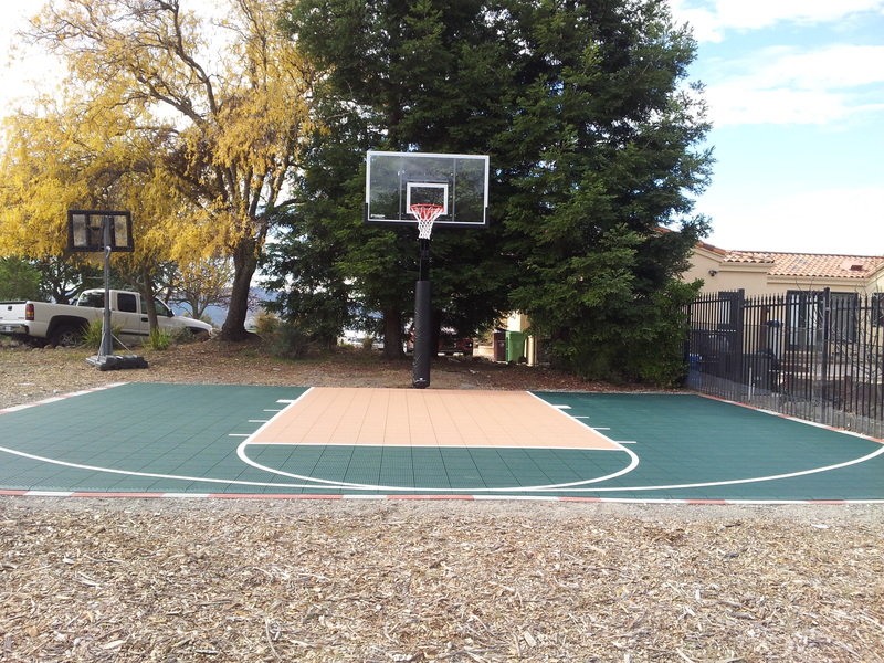 Ordinaire Outdoor Basketball Courts