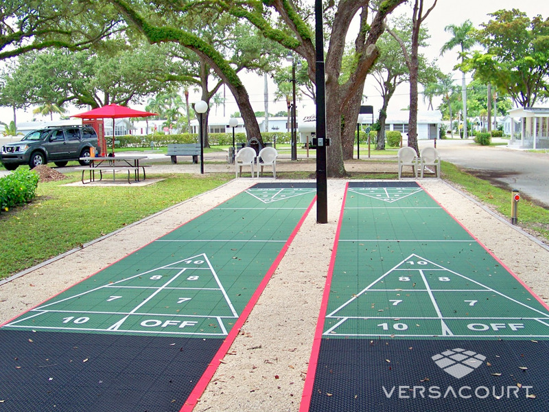 onelawn | Outdoor Shuffleboard Courts & Court Construction